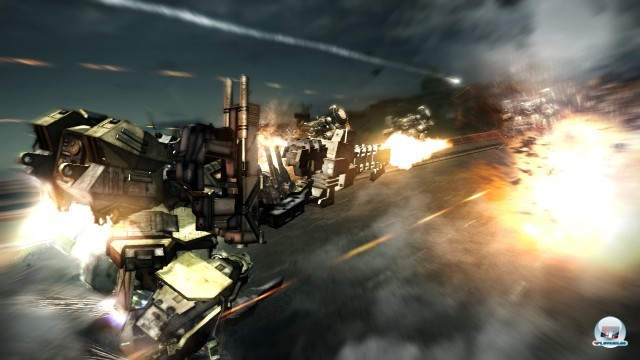 Screenshot - Armored Core V (PlayStation3) 2221904