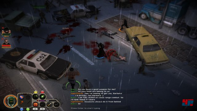 Screenshot - Trapped Dead: Lockdown (PC)