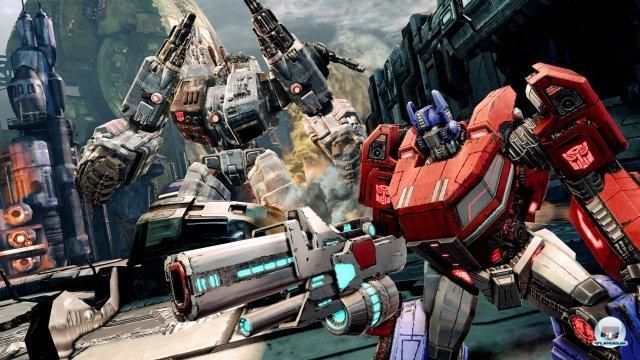Screenshot - TransFormers: Untergang von Cybertron (360) 2390382