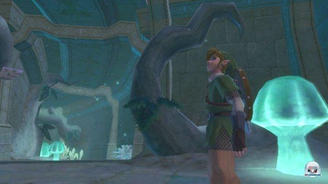 Screenshot - The Legend of Zelda: Skyward Sword (Wii) 2273697
