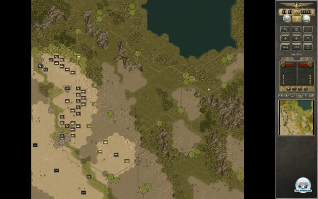 Screenshot - Panzer Corps: Afrika Korps (PC) 92422262