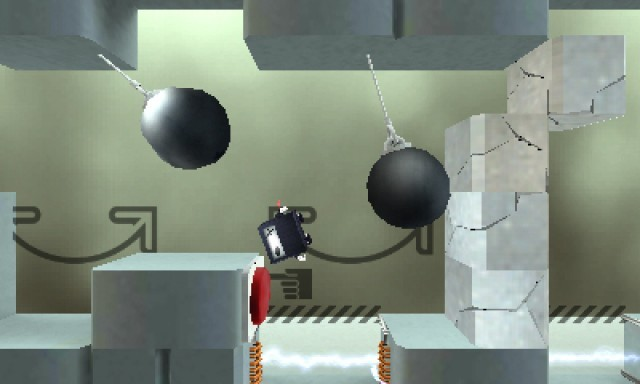 Screenshot - Cubic Ninja (3DS) 2235147