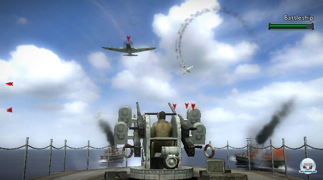 Screenshot - Combat  Wings: The Great Battles of World War II (Wii) 2240272