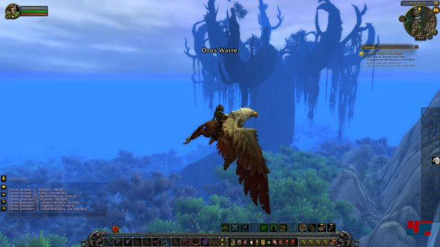 Screenshot - World of WarCraft: Legion (Mac) 92530762
