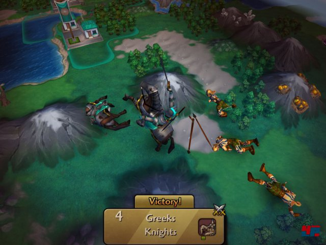 Screenshot - Civilization Revolution 2 (Android) 92485280