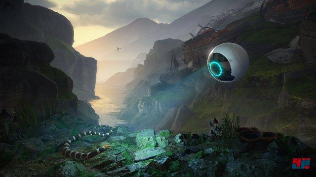 Screenshot - Robinson: The Journey (PC)