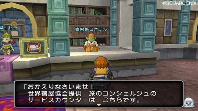 Screenshot - Dragon Quest X Online (Wii) 2273442