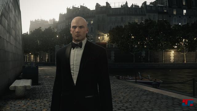 Macht da etwa jemand auf James Bond 007?