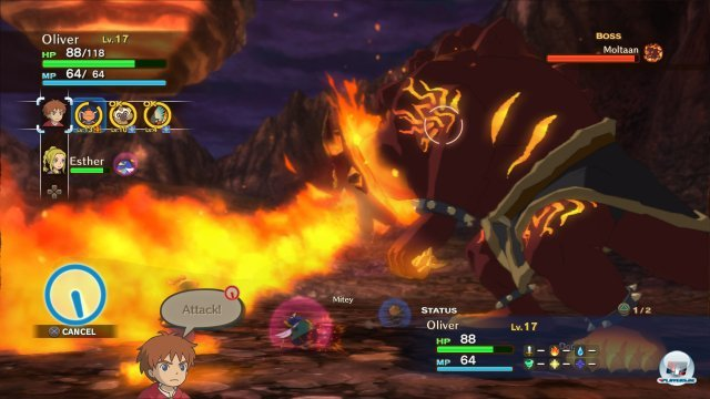 Screenshot - Ni No Kuni: Der Fluch der Weißen Königin (PlayStation3) 2385262