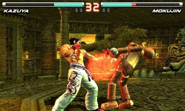 Screenshot - Tekken 3D Prime Edition (3DS) 2281267