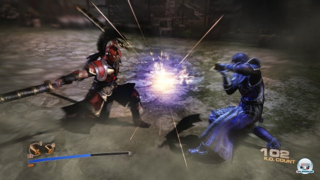 Screenshot - Dynasty Warriors 7: Empires (PlayStation3)