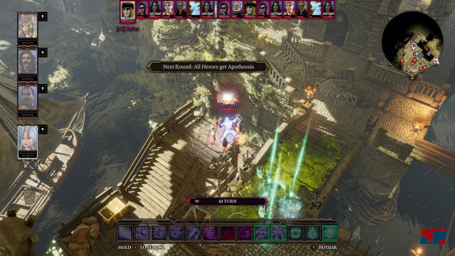 Screenshot - Divinity: Original Sin 2 (PC)
