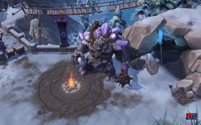 Screenshot - Heroes of the Storm (Mac) 92566443