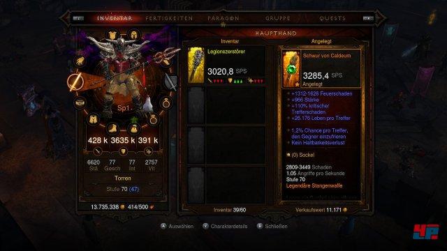 Screenshot - Diablo 3: Reaper of Souls (Switch) 92576571