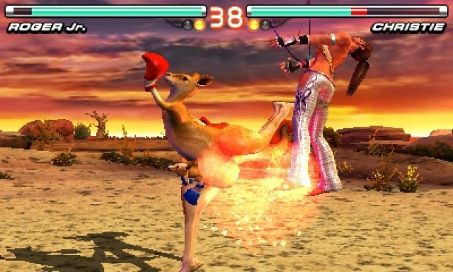 Screenshot - Tekken 3D Prime Edition (3DS) 2281307