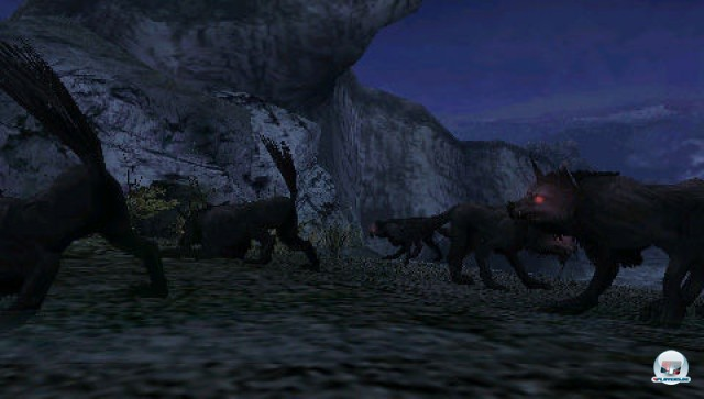 Screenshot - Frontier Gate (PSP) 2238867