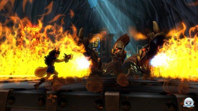 Screenshot - Sly Cooper: Jagd durch die Zeit (PlayStation3) 2359482