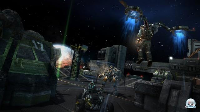 Screenshot - Starhawk (PlayStation3) 2247362