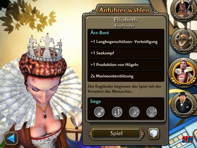 Screenshot - Civilization Revolution 2 (iPad) 92486646