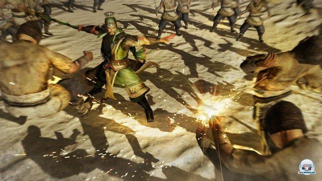 Screenshot - Dynasty Warriors 8 (PlayStation3) 92433847