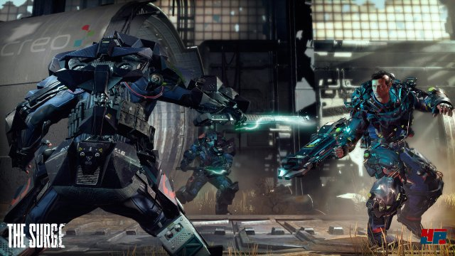 Screenshot - The Surge (PC)