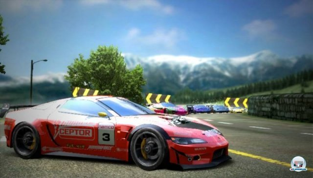 Screenshot - Ridge Racer Vita (PS_Vita) 2293402