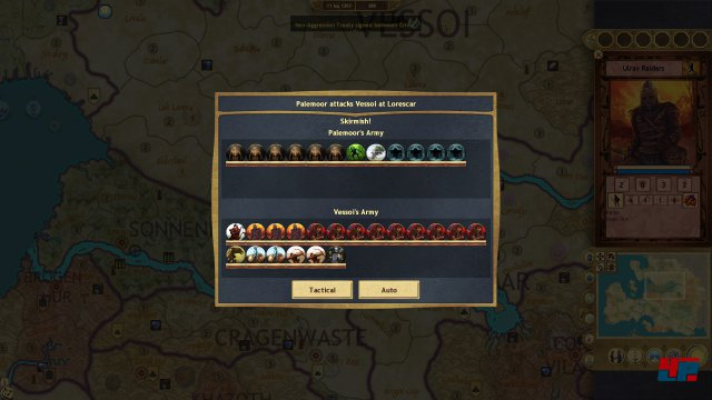 Screenshot - Sovereignty: Crown of Kings (PC)