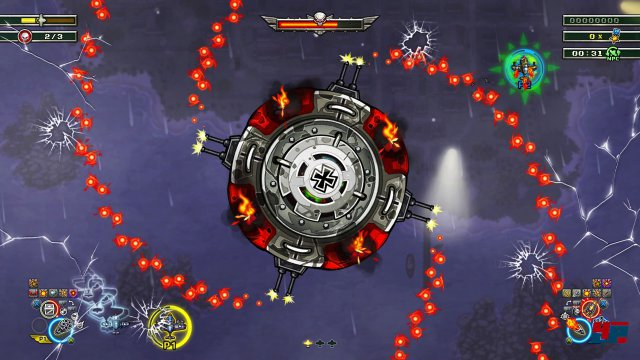 Screenshot - Aces of the Luftwaffe - Squadron (PC)