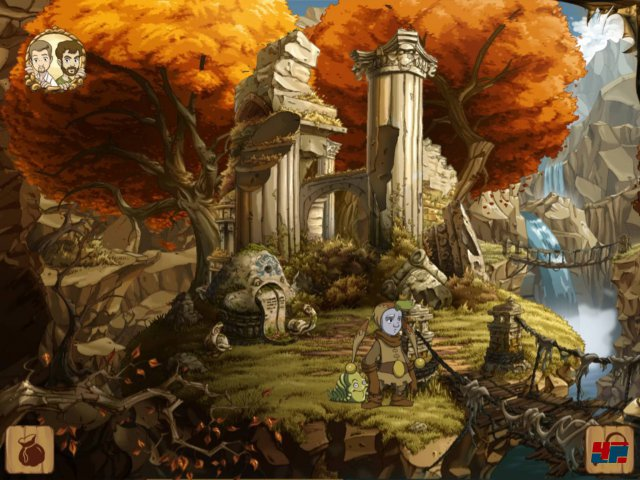 Screenshot - The Whispered World (iPad) 92516906