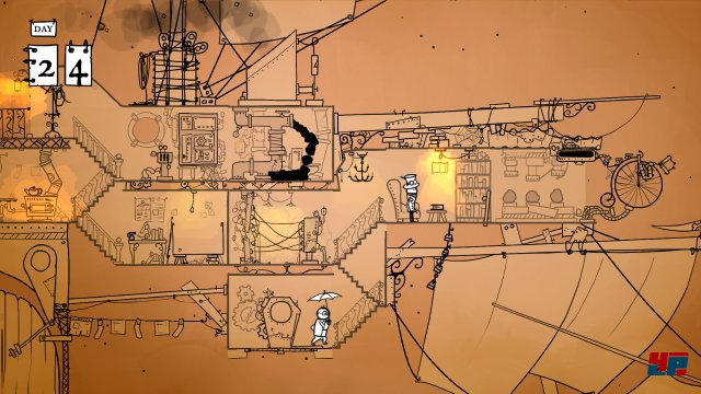Screenshot - 39 Days to Mars (Linux)