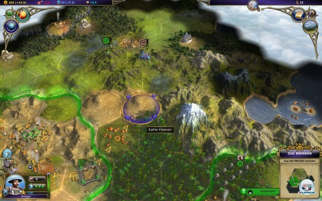 Screenshot - Warlock: Master of the Arcane (PC)