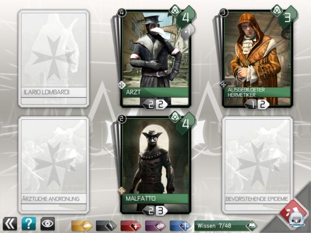 Screenshot - Assassin's Creed Recollection (iPad) 2328432