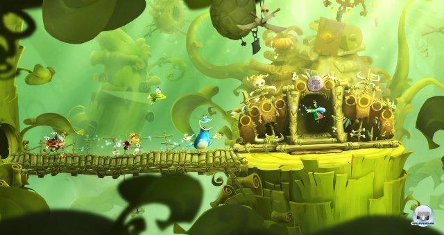 Screenshot - Rayman Legends (360) 92416392