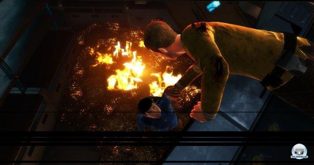 Ich habe dich, mein spitzohriger Bruder: Die Kooperation zwischen den beiden sehr unterschiedlichen Figuren ist das zentrale Designelement des Spiels.