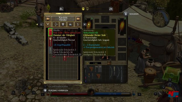 Screenshot - Titan Quest (Switch) 92570911