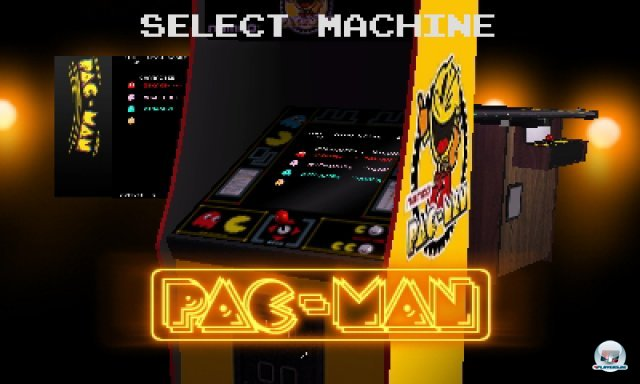 Screenshot - Pac-Man & Galaga Dimensions (3DS) 2257242
