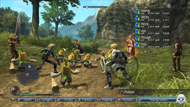 Screenshot - White Knight Chronicles II (PlayStation3) 2226904