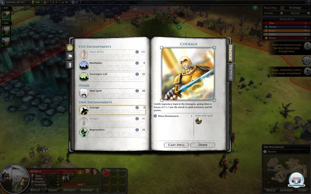 Screenshot - Fallen Enchantress: Legendary Heroes (PC)