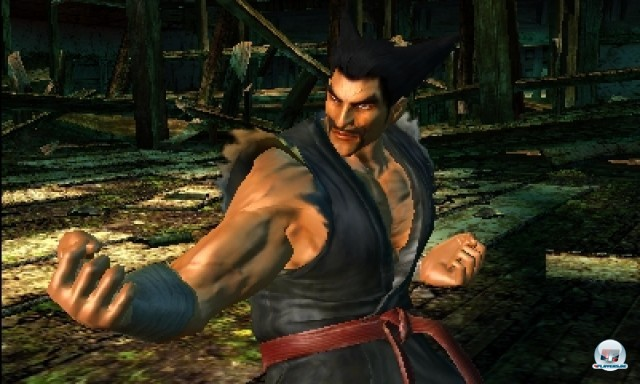 Screenshot - Tekken 3D Prime Edition (3DS) 2250647