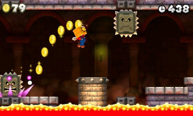 Screenshot - New Super Mario Bros. 2 (3DS) 2370587