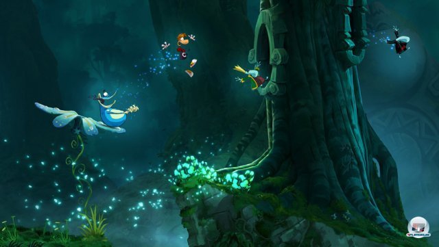 Screenshot - Rayman Origins (Wii) 2291727