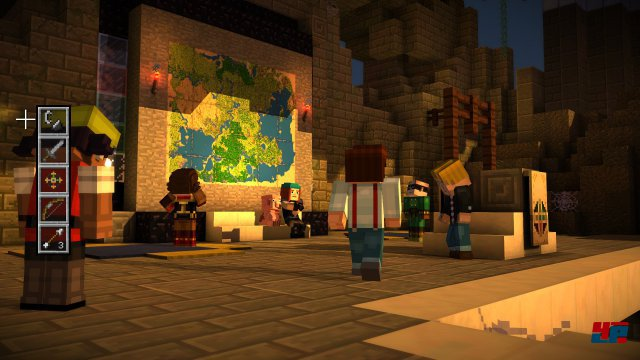 Screenshot - Minecraft: Story Mode - Episode 2: Montage erforderlich (360) 92516466