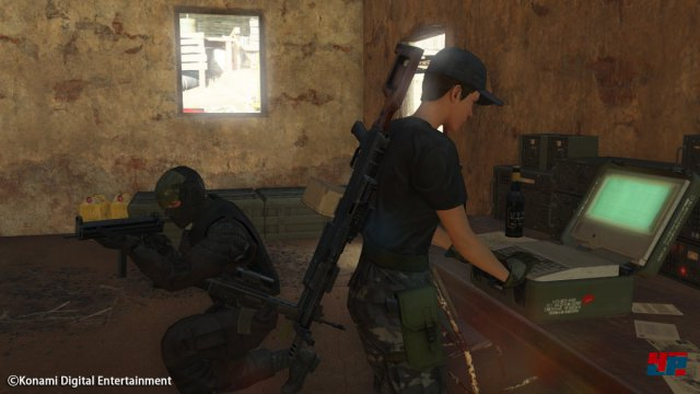 Screenshot - Metal Gear Online (360) 92521236