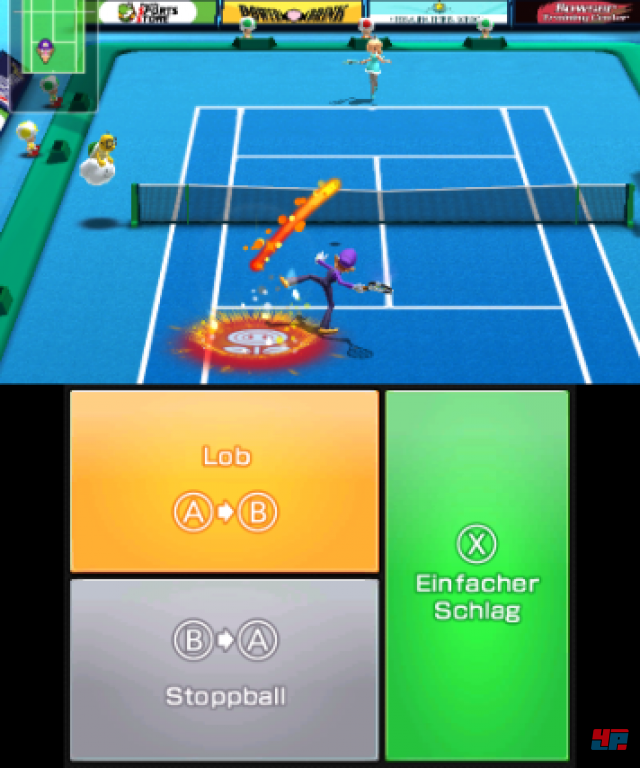 Screenshot - Mario Sports Superstars (3DS) 92542197
