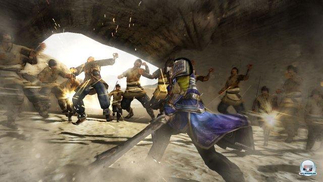 Screenshot - Dynasty Warriors 8 (PlayStation3) 92434042