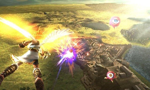 Screenshot - Kid Icarus: Uprising (3DS) 2312607