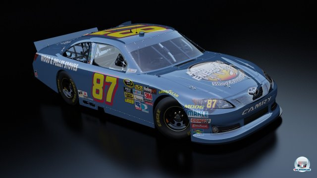 Screenshot - NASCAR The Game: Inside Line (360) 2393457