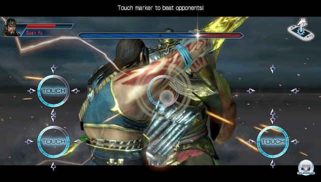 Screenshot - Dynasty Warriors: Next (PS_Vita) 2312792