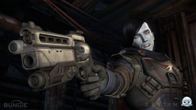 Auf der E3 2013 war Destiny angeblich vor allem erzählerisch noch ein ganz anderes Spiel.
