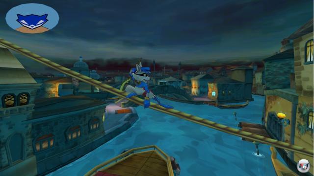 Waschbär Sly ist verdammt gut gealtert: In der Trilogie sind alle Abenteuer, die er auf der PS2 erlebt hat plus Minispiele. Trophäen- und 3D-Unterstützung.
